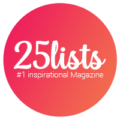 25Lists.com : Leading Trends & Inspiration Community and Magazine
