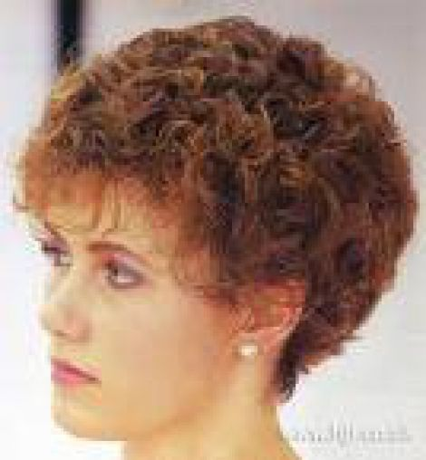 Hairstyle Trends 28 Fantastic Curly Perms For Short Hair Photos Collection