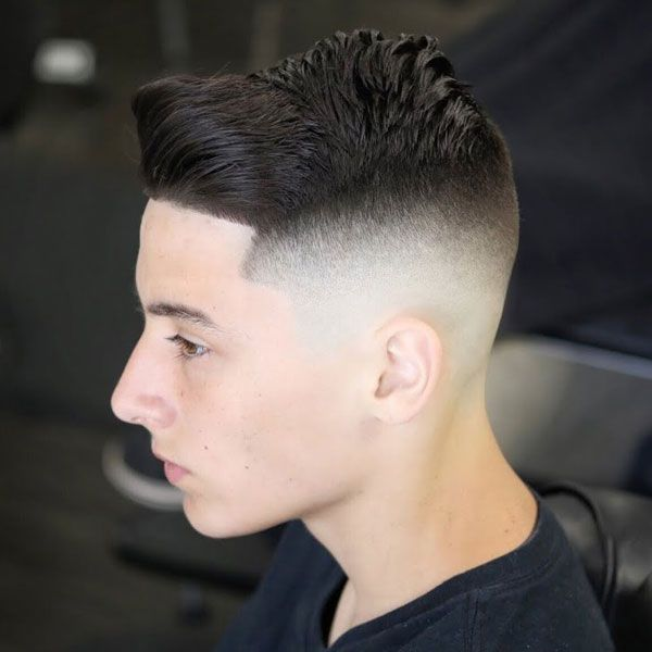 Hairstyle Trends 28 Cleanest High Taper Fade Haircuts For Men Photos Collection