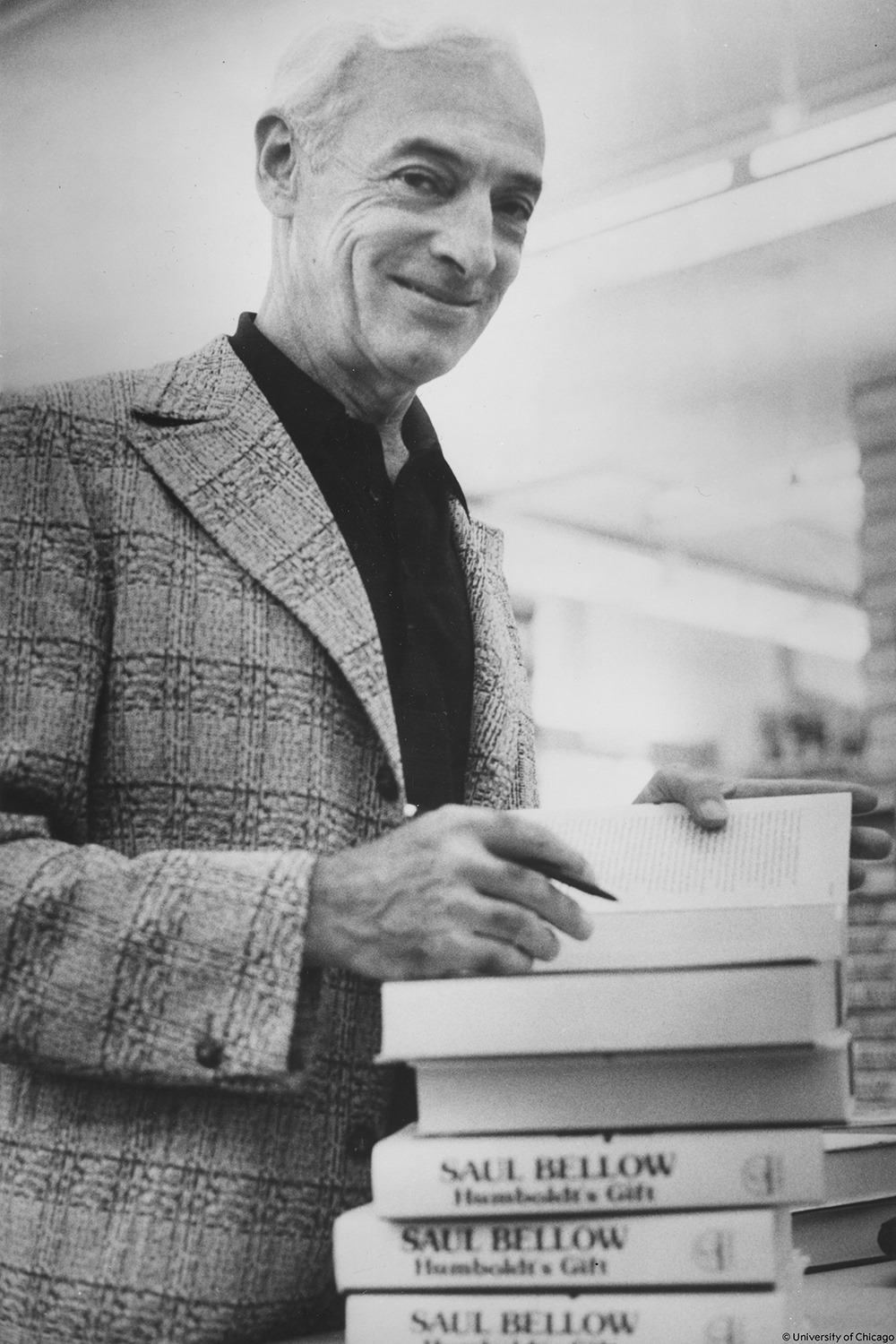who was saul bellow