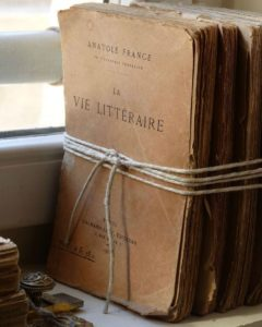 who was anatole france