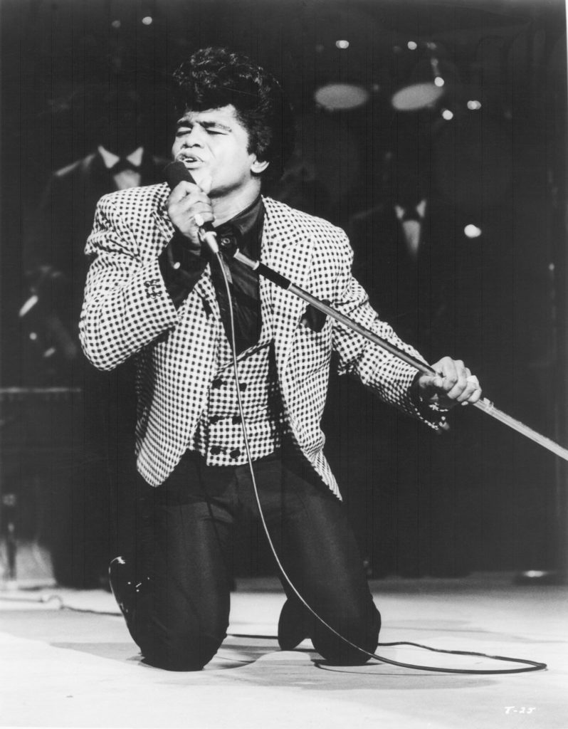 Who was James Brown