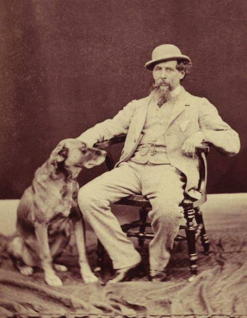 Who was Charles Dickens