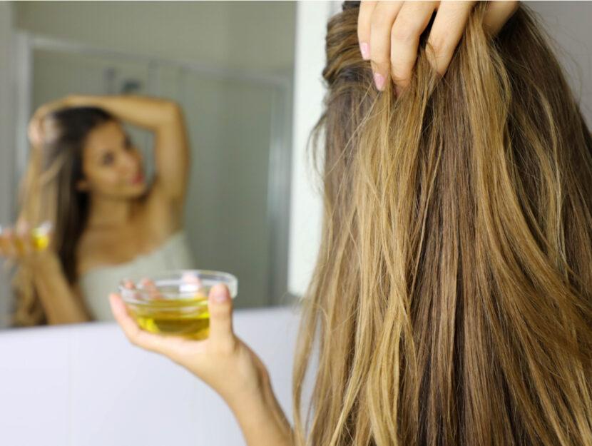 moisturizing hair oils