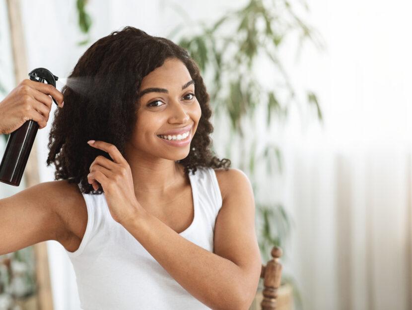 hair hydration spray