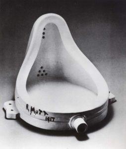 Who was Marcel Duchamp