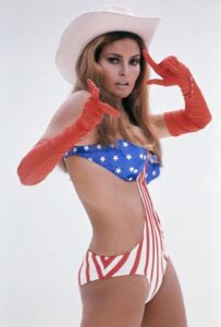 Who is Raquel Welch